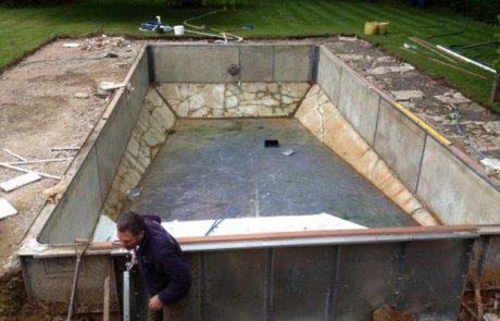 Beckenham Swimming Pool Renovation