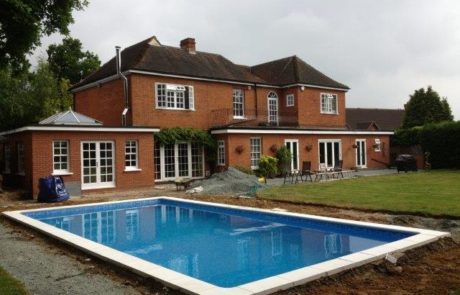 Beckenham Swimming Pool Renovation